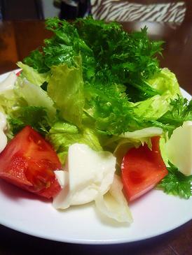 トマト豆腐サラダ