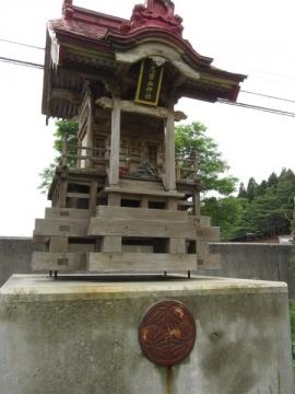 純忠碧血神社