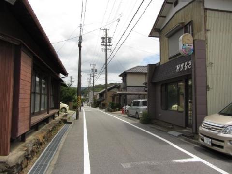 旧東海道 舞木町山中町