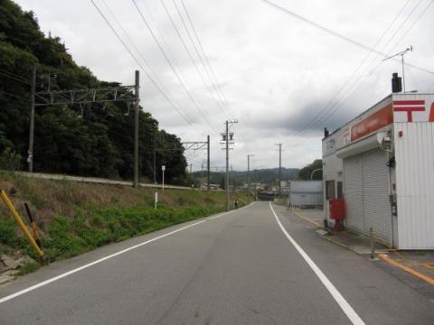 山中簡易郵便局