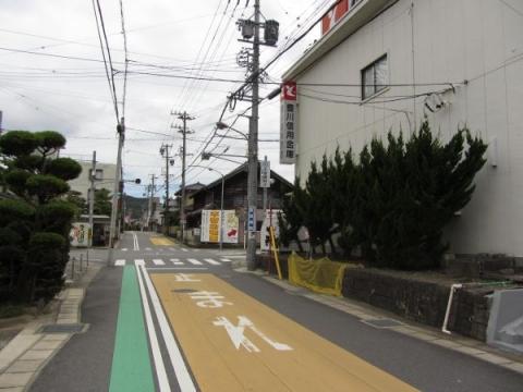 旧東海道 本宿町西木竹・広畑