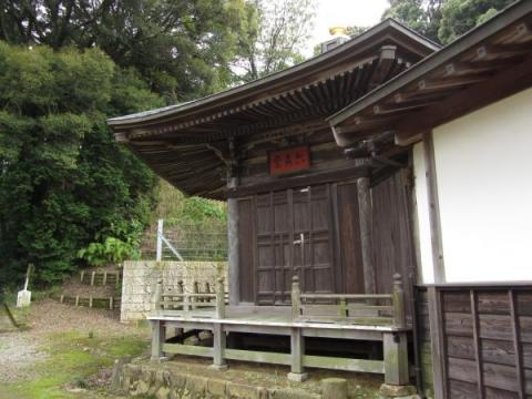 法蔵寺六角堂