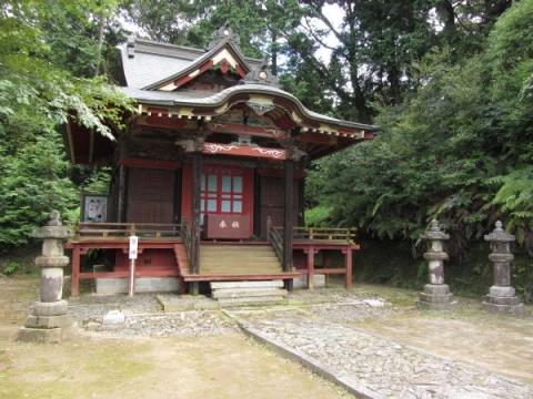 法蔵寺東照宮