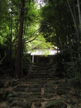 栄善寺石段