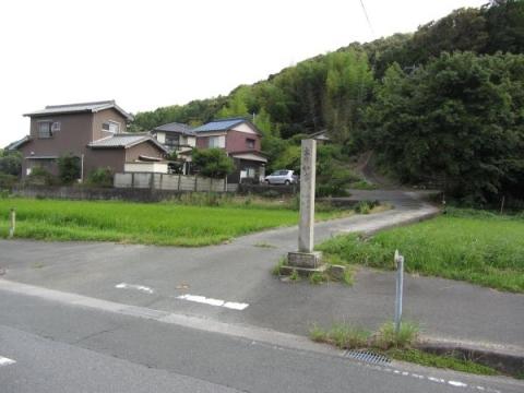 栄善寺参道入口