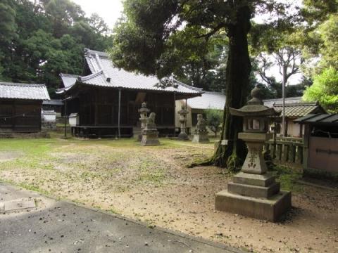 八王子神社