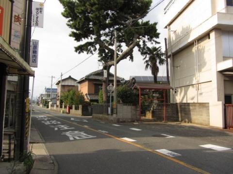 小坂井町の秋葉神社