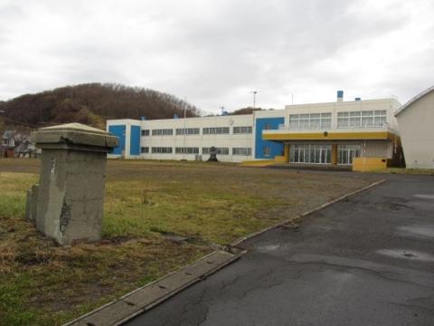 旧阿分小学校