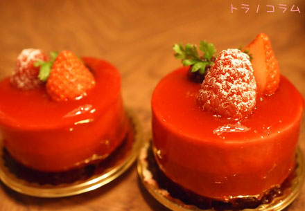 何ケーキ?