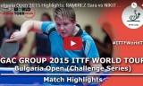 ラミネスの試合 ブルガリアオープン2015