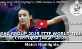 サリフの試合(予選) チェコオープン2015