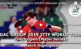 アンドレイの試合(予選) チェコオープン2015