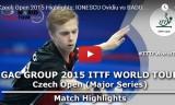 イオネスクの試合(予選) チェコオープン2015