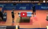 アルナVSアラミヤン(1回戦)チェコオープン2015