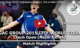 マテネVSイェレル(3回戦)チェコオープン2015