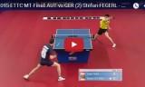 フェゲルルVSオフチャロフ(団体)ヨーロッパ選手権2015