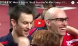 オーストリアVSドイツ(ハイライト)ヨーロッパ選手権2015