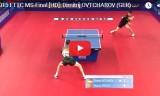 オフチャロフVSフレイタス(決勝戦)ヨーロッパ選手権2015