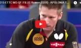 フィルスVSアポローニャ(準々決勝)ヨーロッパ選手権2015