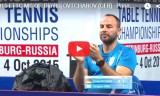 オフチャロフVSギオニス(準々決勝)ヨーロッパ選手権2015