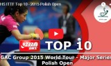 10ショット・ポーランドオープン2015