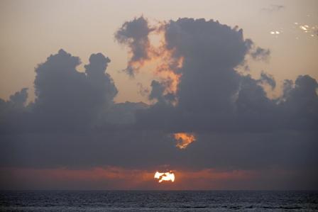 久々夕陽9月9日18時41分 P1070064