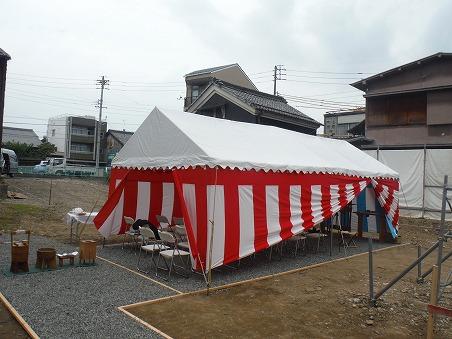 川出医院地鎮祭1