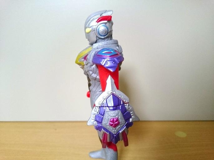 ウルトラヒーローX ウルトラマンエックスベムスターアーマー1