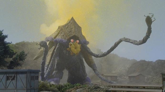 ウルトラマンX ホオリンガ