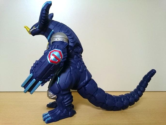ウルトラ怪獣X サイバーゴモラ1