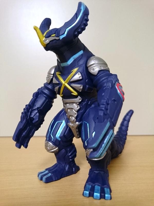 ウルトラ怪獣X サイバーゴモラ