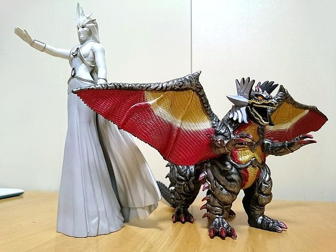 ウルトラ怪獣シリーズ ゾグ