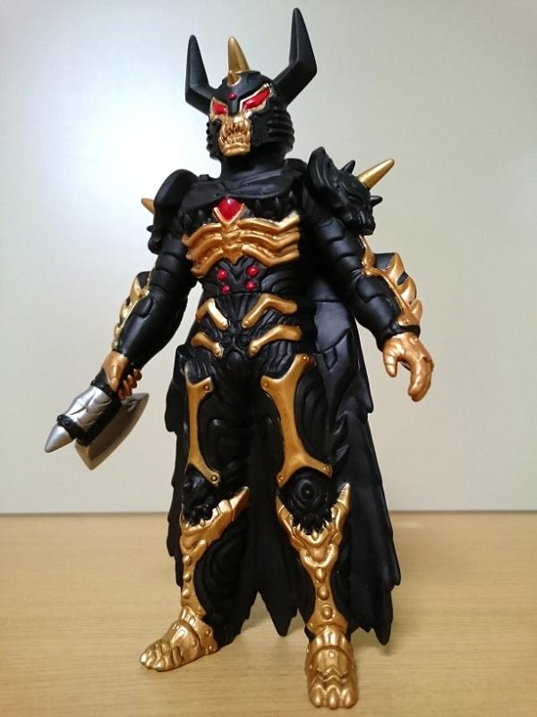 ウルトラ怪獣X モルド・スペクター