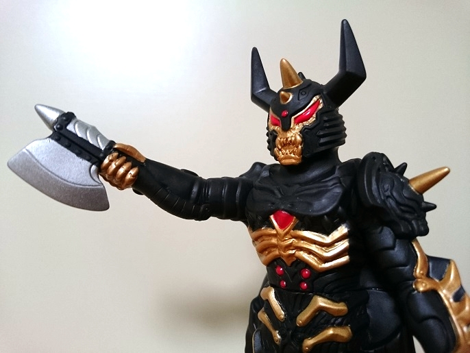 ウルトラ怪獣X モルド・スペクター1