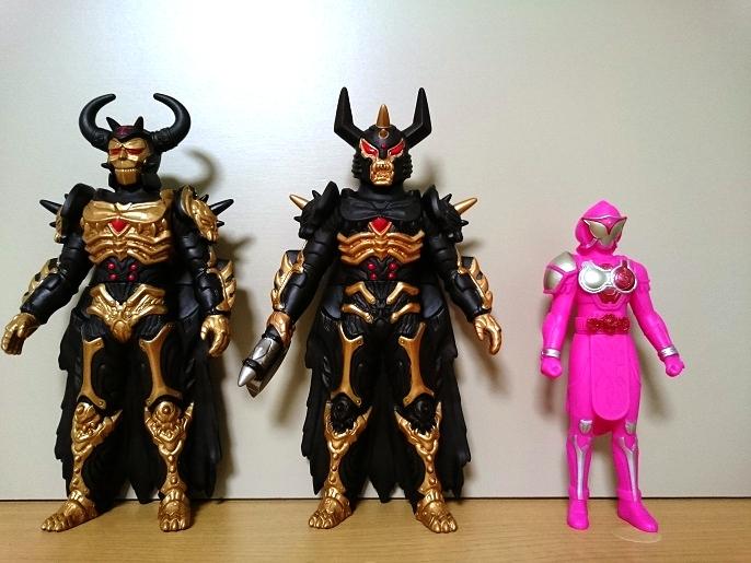 ウルトラ怪獣X モルド・スペクター4