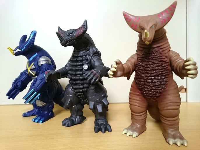 ウルトラ怪獣X メカゴモラ2