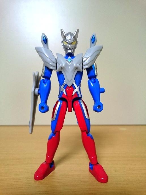 アーマーチェンジ!ウルトラマンX1