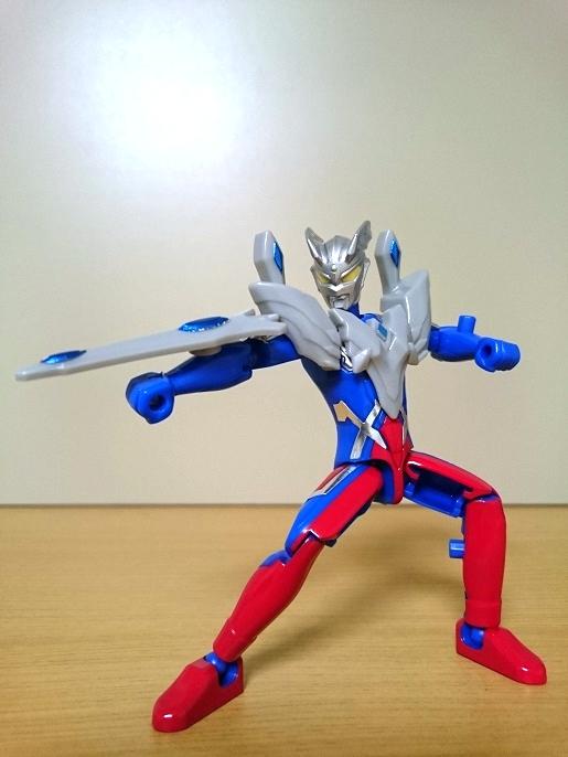 アーマーチェンジ!ウルトラマンX2