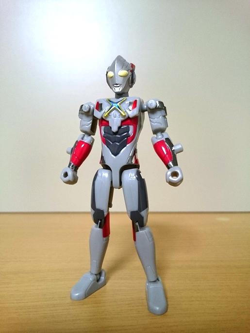 アーマーチェンジ!ウルトラマンX6