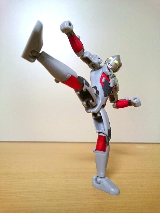 アーマーチェンジ!ウルトラマンX8