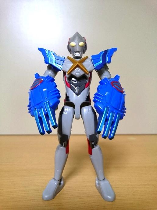 アーマーチェンジ!ウルトラマンX9