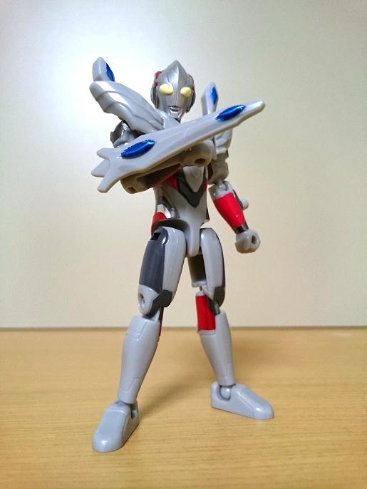 アーマーチェンジ!ウルトラマンX11