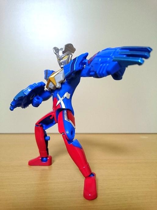アーマーチェンジ!ウルトラマンX12