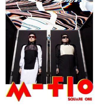 m-flo「SQUARE ONE」