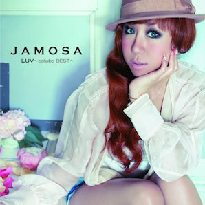 JAMOSA「LUV - COLLABO BEST」