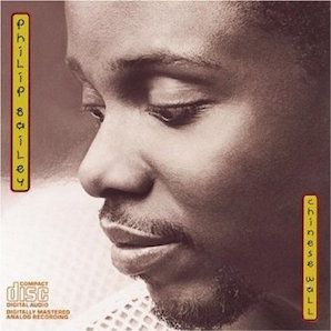 PHILIP BAILEY「CHINESE WALL」