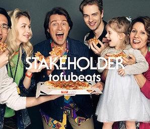 TOFUBEATS「STAKEHOLDER」