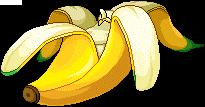 3015380バナナからコンニチワ椅子2