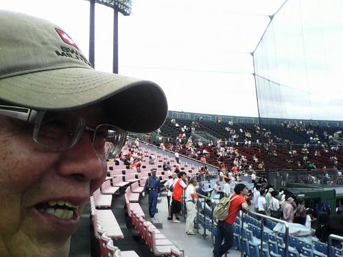 2013年野球観戦