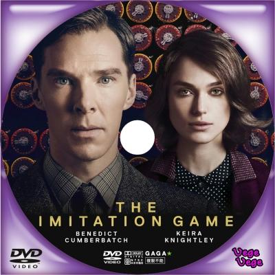 イミテーション・ゲーム/エニグマと天才数学者の秘密 D2